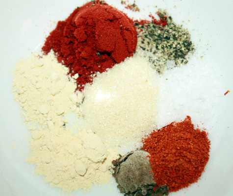 spices for marinade